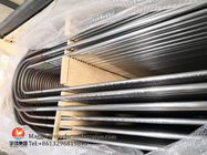 Stainless Steel Welded U Bend Tube, u bends, Bright Annealed , ASTM A688 / SA688 TP304, 19.05*1.65mm S.L.3404mm