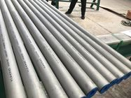 Inconel 600 Nickel Alloy Pipe ASME SB167 UNS NO6600 Material For Heat Exchanger