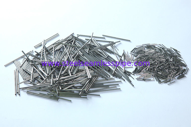 Stainless Steel Needle Tube , T.I.G. welded and plug (mandrel) drawn method, SS304 & SS316, 1.3* 0.25mm