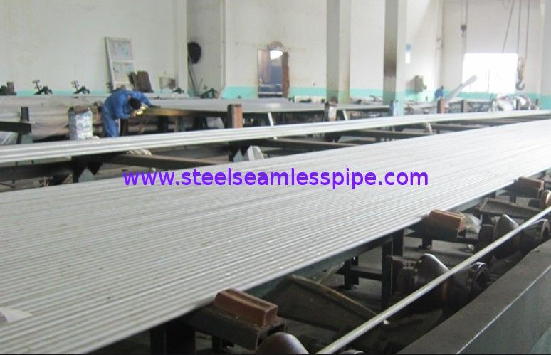 Astm A789 / Astm A790 Super Duplex Steel S31803 , S32205 , S32750 , S31254 (254mo) , Raw Material Yongxing Special Steel