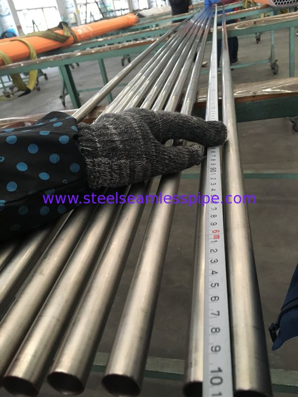ASME SB338  GR.1, GR.2, GR.3, GR.7 , GR.7H, GR.9 Titanium and Titanium Alloy Tubes for Condensers and Heat Exchangers