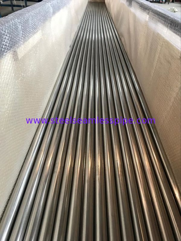 TP316H TP304H TP347H Stainless Steel Heat Exchanger Tube High Strength