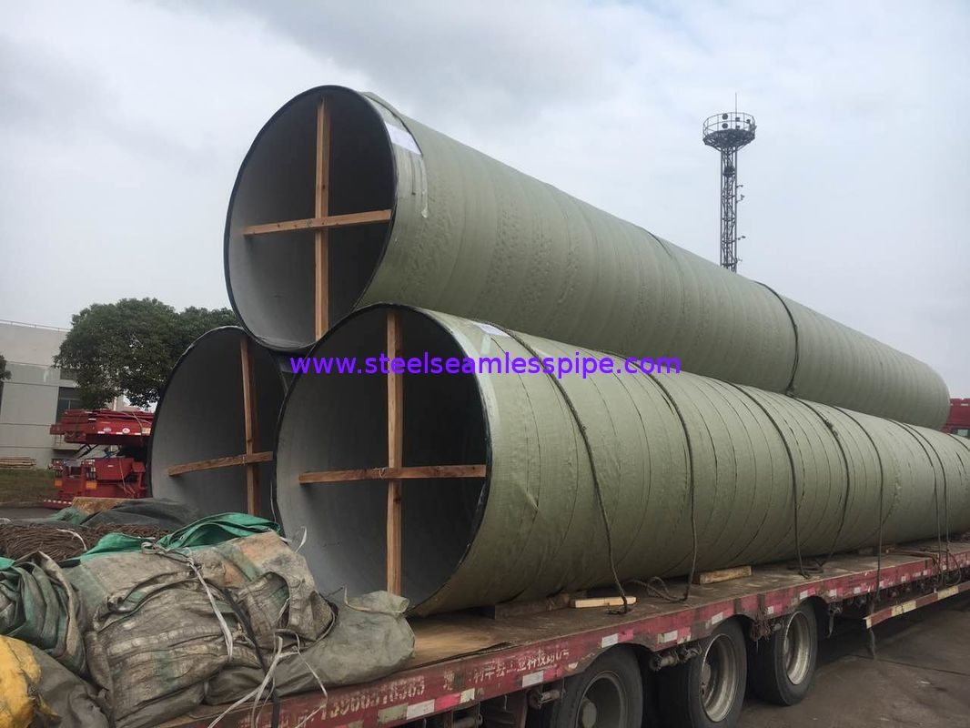 Duplex Stainless Steel Welded Pipes UNS S31803 S32205 S32750 S31254