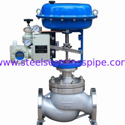 High Performance General PED Ss Flow Control Valve